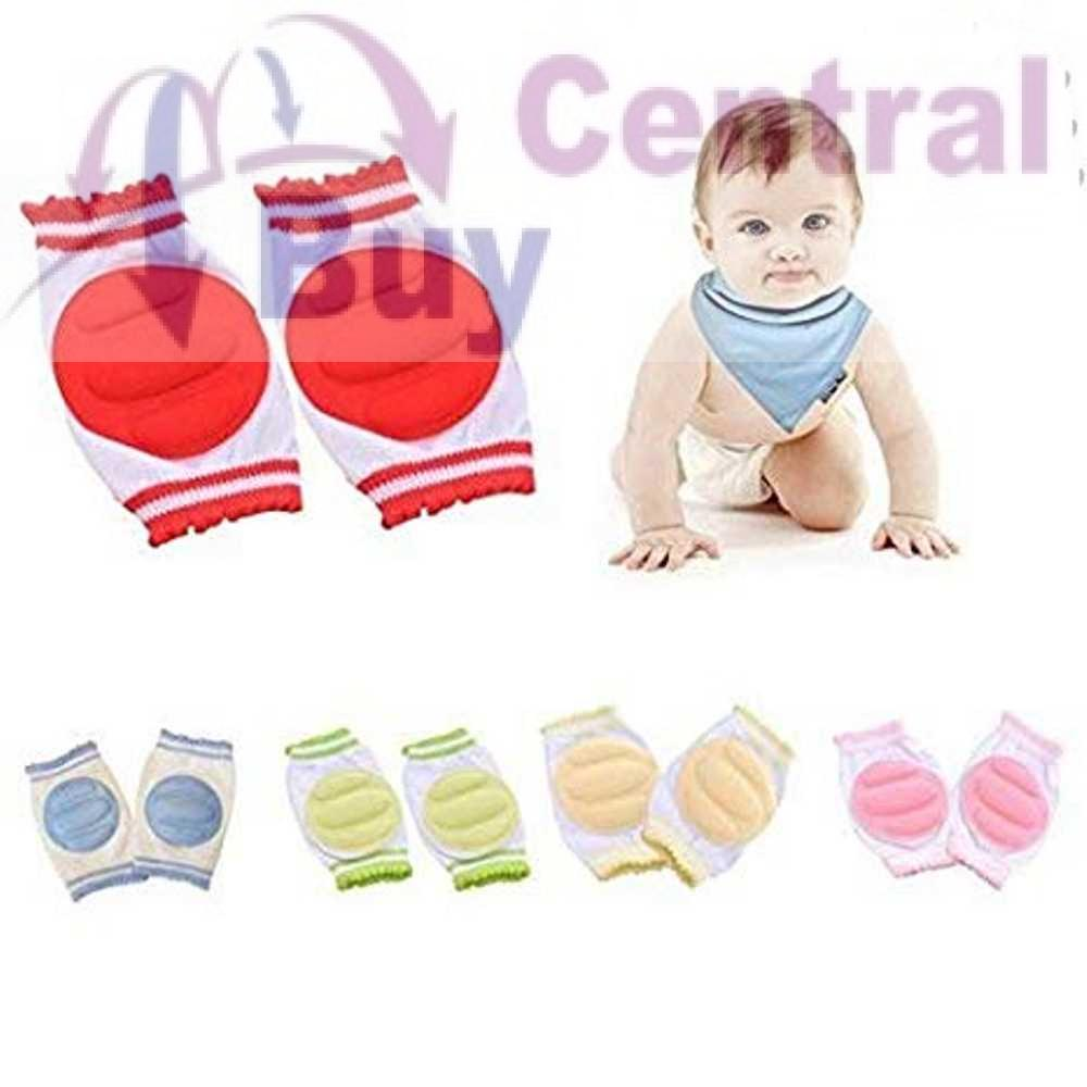 Pink New Safety Pair Infant Toddler Baby Knee Pad Crawling Safety Protector Crawling Protective Knee//Elbow Pads for Toddler Baby Infant Kids